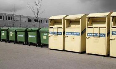 Mülltonnenreinigung München - Haus & Garten Dienstleistungen