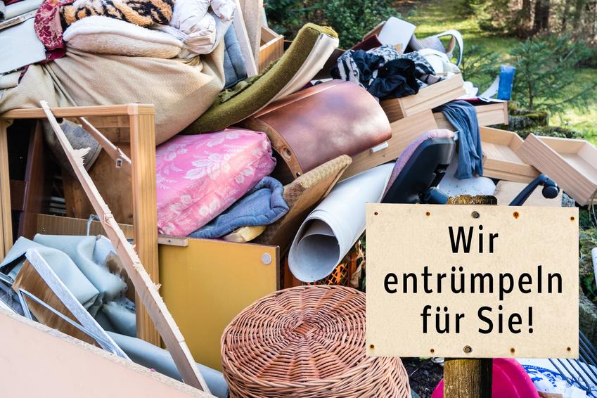 5. Entrümpelung München - Hausundgarten-muenchen.de