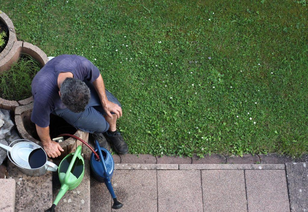 Gartenarbeiten im Sommer - Hausundgarten-muenchen.de