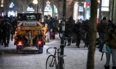 Schneeräumung auf Plätzen in München Tipps - Hausundgarten-muenchen.de